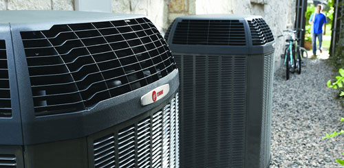 Home Heat Pumps - Authorized Trane Dealer in Portland OR and Gresham OR - Multnomah Heating